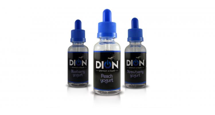 Жидкости для электронных сигарет DION